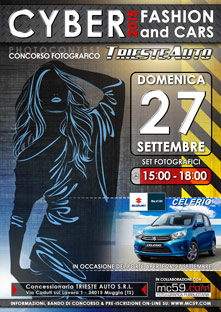 CYBER 2015 Fashion and Cars