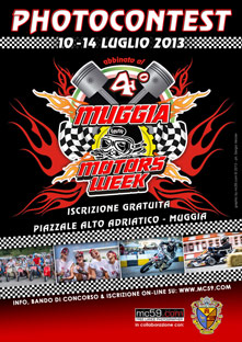 MUGGIA MOTORS WEEK 2013
