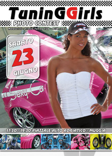 TUNING GIRLS 2012